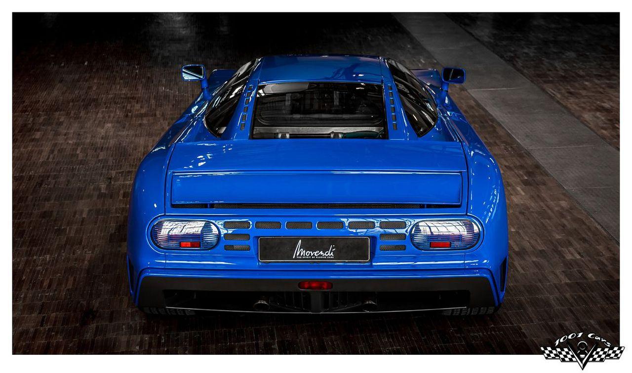 Bugatti EB110 : Supercar Made in Bugatti 6
