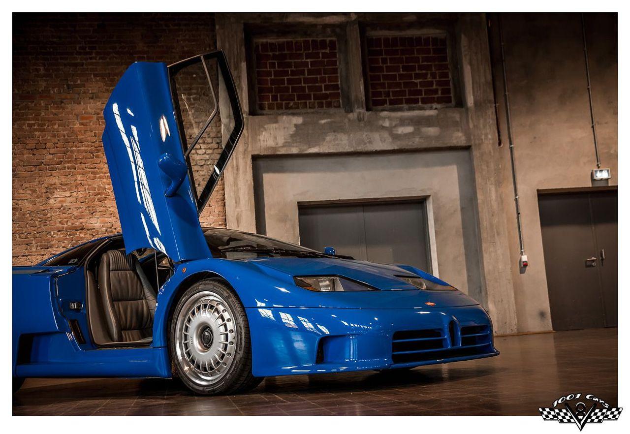 Bugatti EB110 : Supercar Made in Bugatti 9