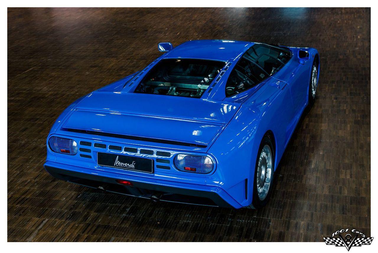 Bugatti EB110 : Supercar Made in Bugatti 3