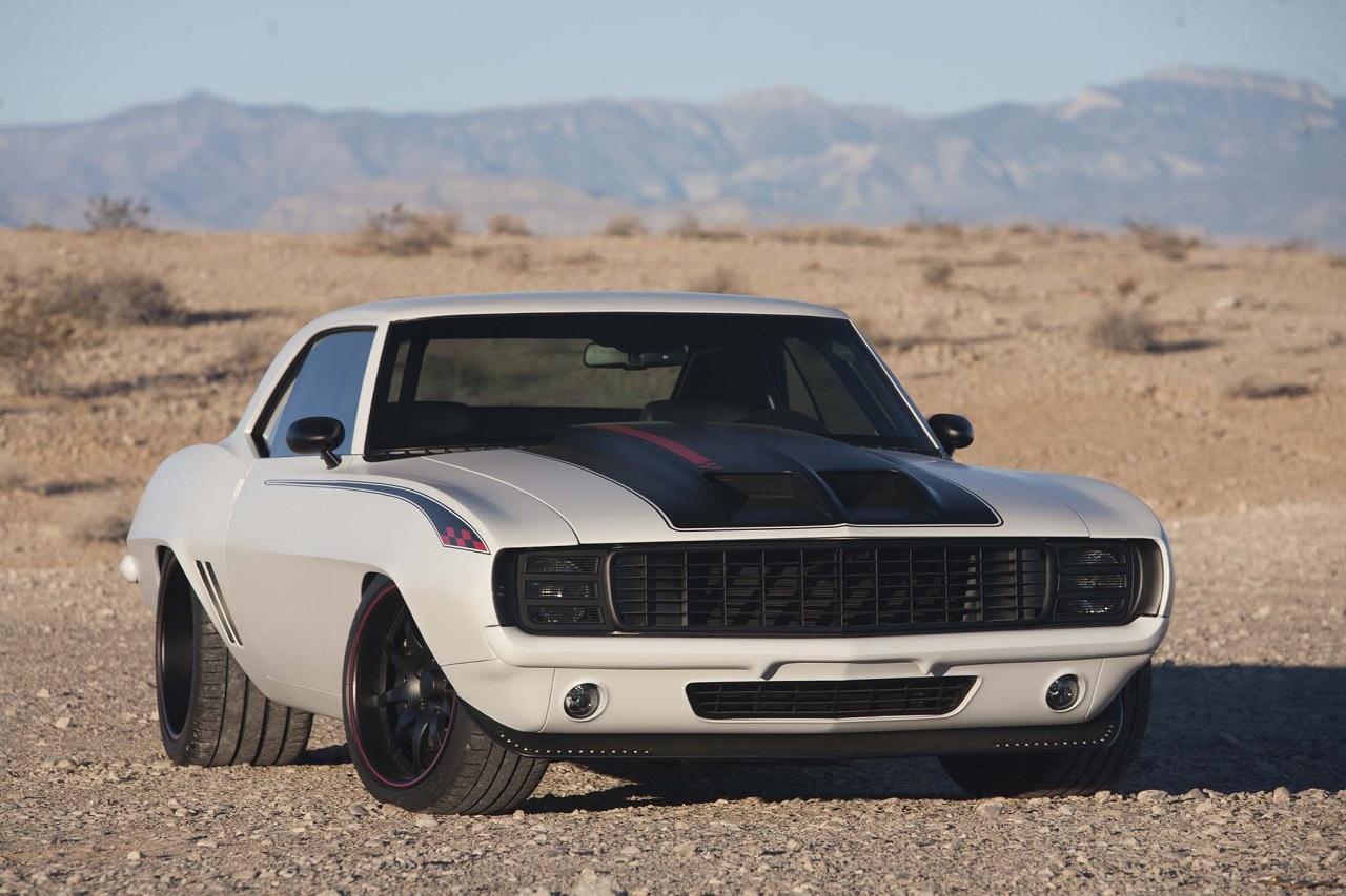 Camaro '69 - Detroit is not dead ! 4