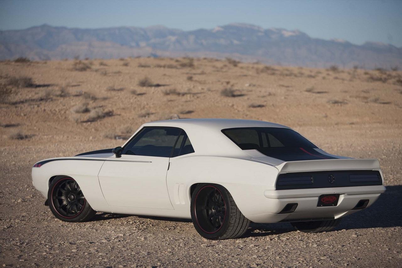 Camaro '69 - Detroit is not dead ! 1