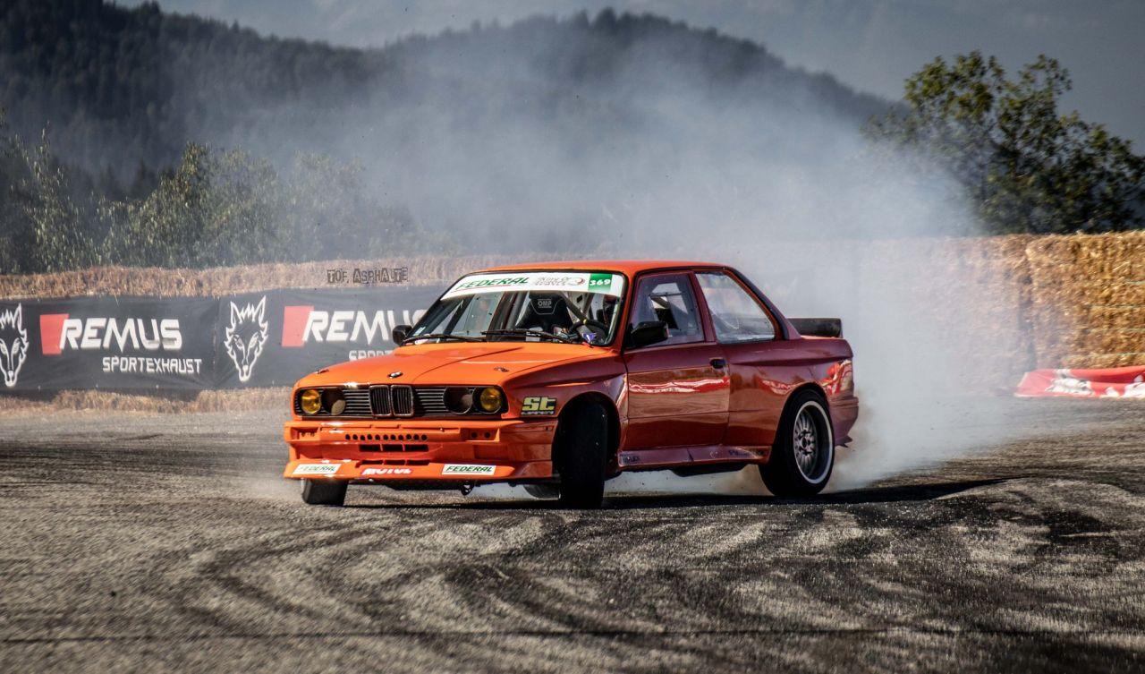 #Drifteur : Ben Vavasseur et sa E30 ! 1