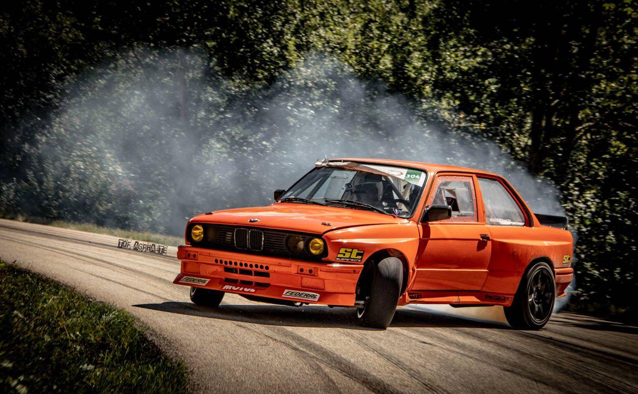 #Drifteur : Ben Vavasseur et sa E30 ! 9