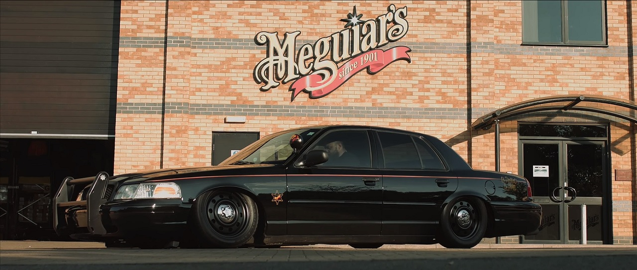 Bagged Ford Police Interceptor - To Protect & Shine ! 20