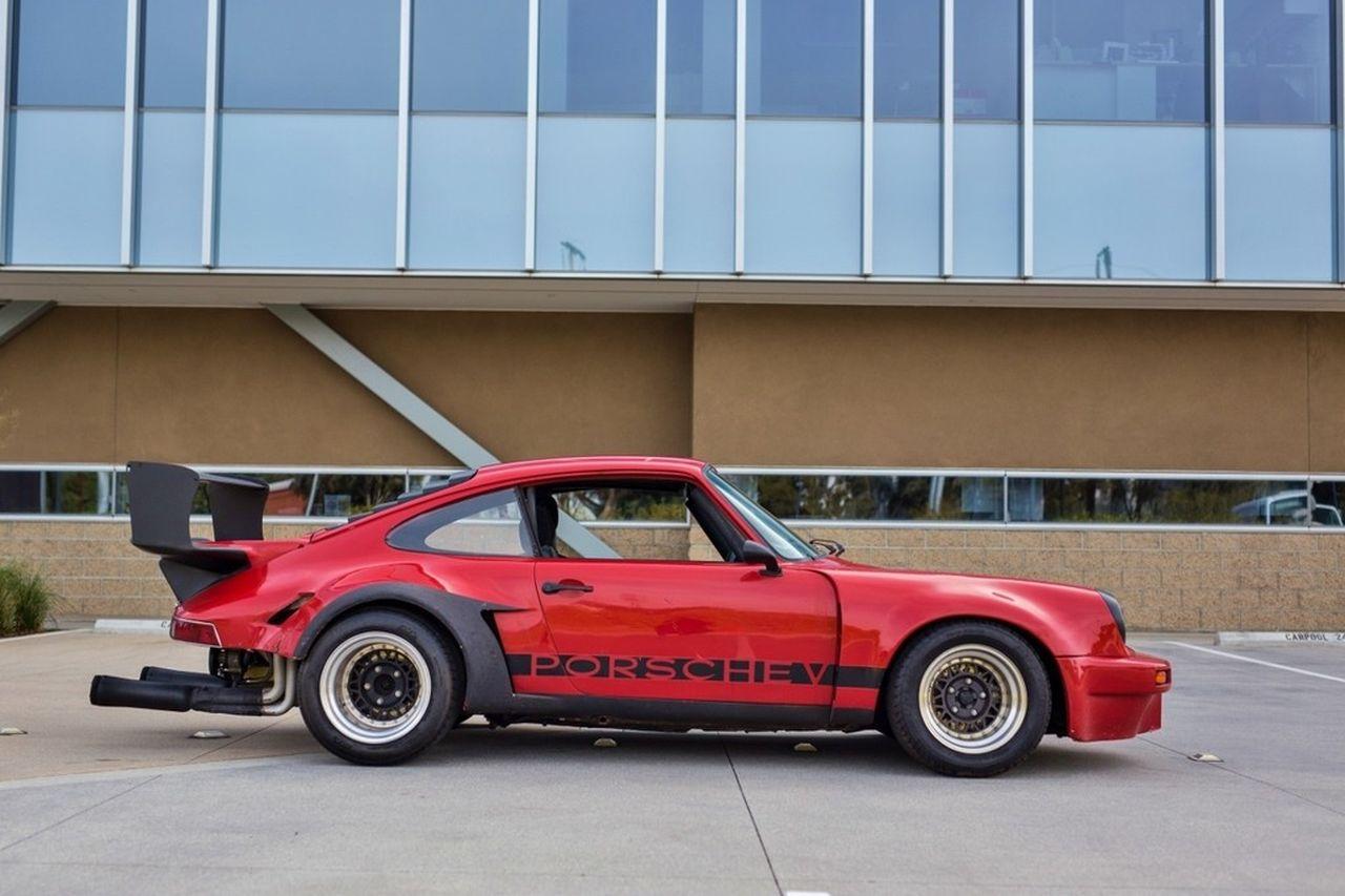 Porsche 912 V8 - Ça tombe bien j'aime pas la 911... 5