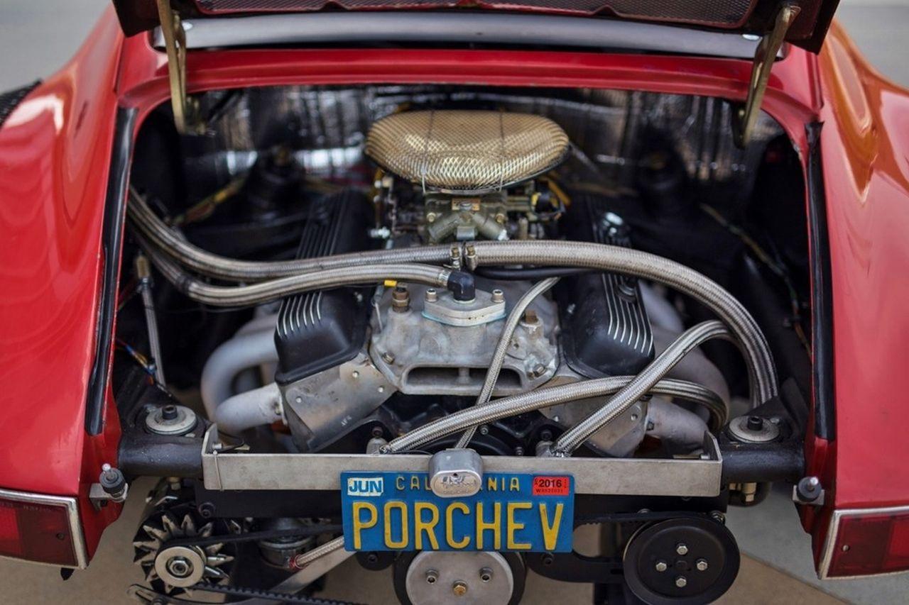 Porsche 912 V8 - Ça tombe bien j'aime pas la 911... 4