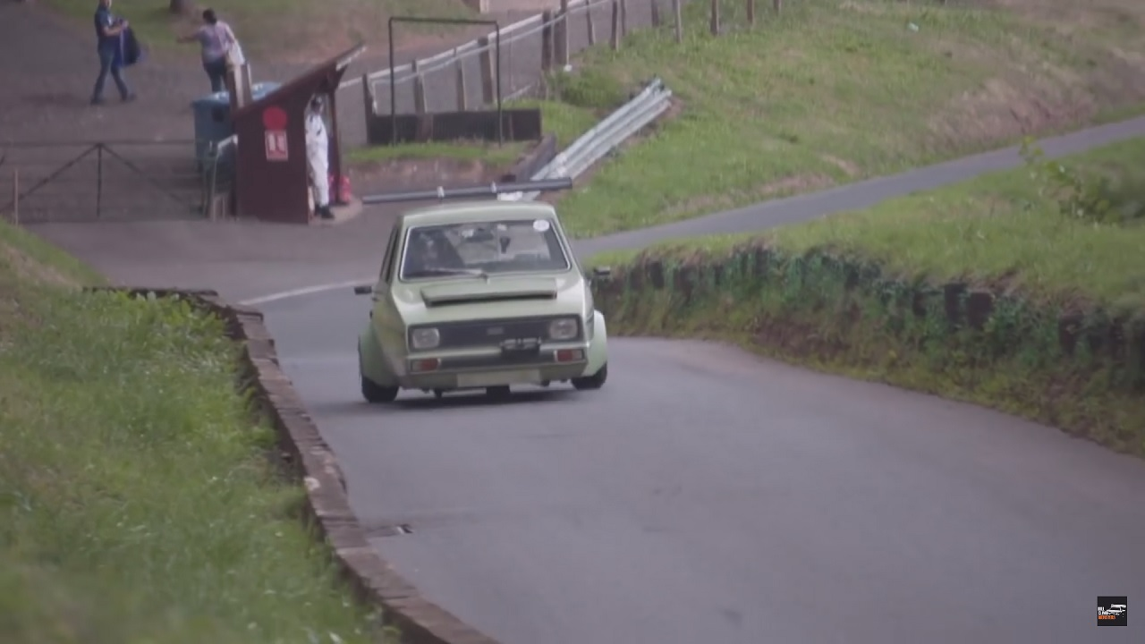 "HillClimb ""Monsters"" : Reliant Rialto Swap CBR 1000... On ne rigole pas ! 2"