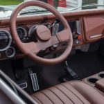 #SEMA : Ringbrothers '71 Chevy Blazer K3 - SUV en LS3 ! 4