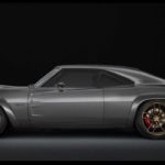 #SEMA : Mopar 426 Hemi... The Hellephant de 1000 ch dans une Dodge Charger ! 3