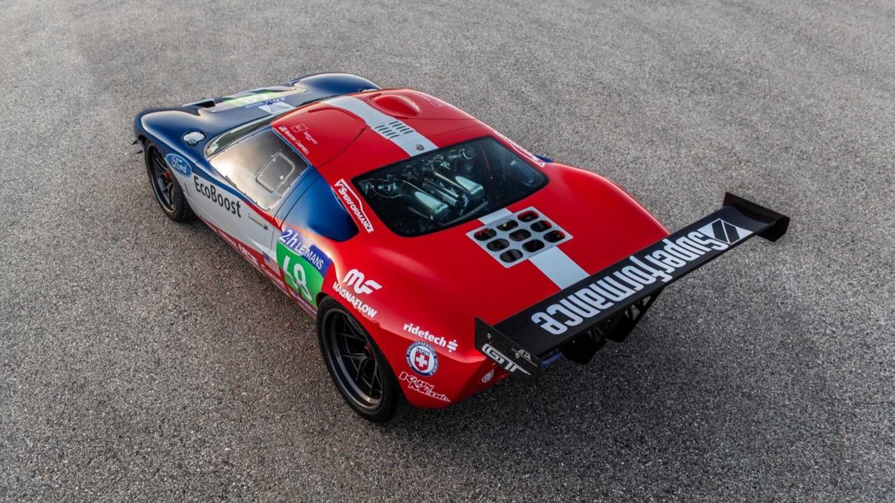#SEMA : Ford GT40 V6 EcoBoost Superformance... Sacré mélange ! 32