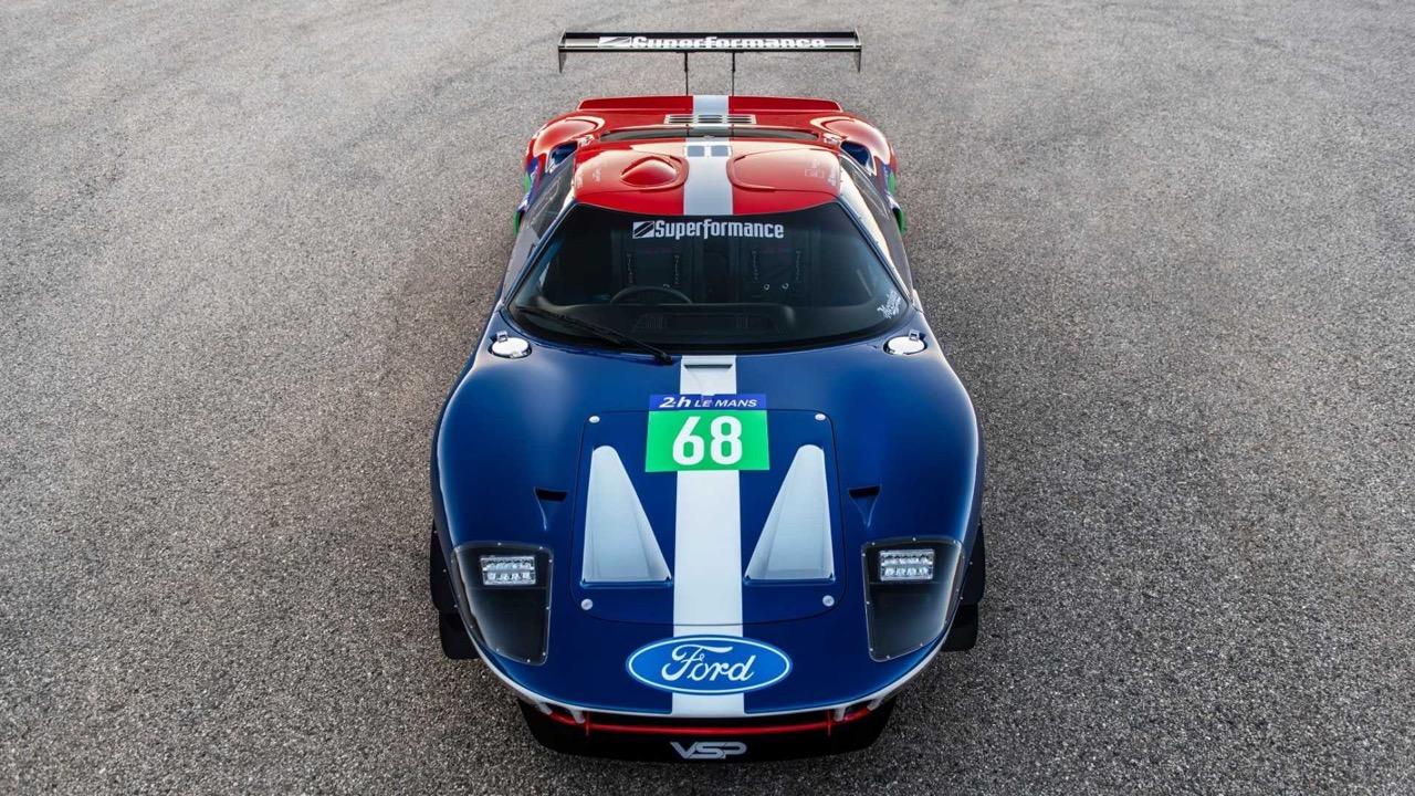 #SEMA : Ford GT40 V6 EcoBoost Superformance... Sacré mélange ! 31