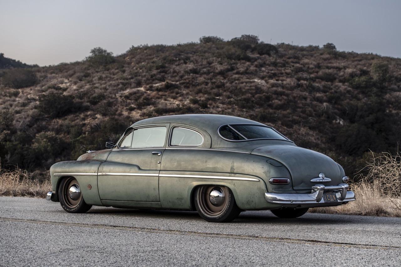 #SEMA : Icon '49 Coupé Mercury... Swappé en Tesla ! 20