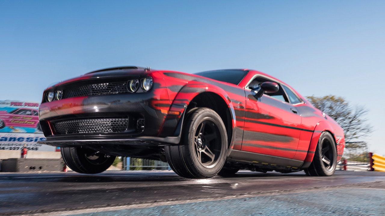 #SEMA : Dodge Demon & '70 Charger - SpeedKore lâche 2 missiles balistiques ! 23