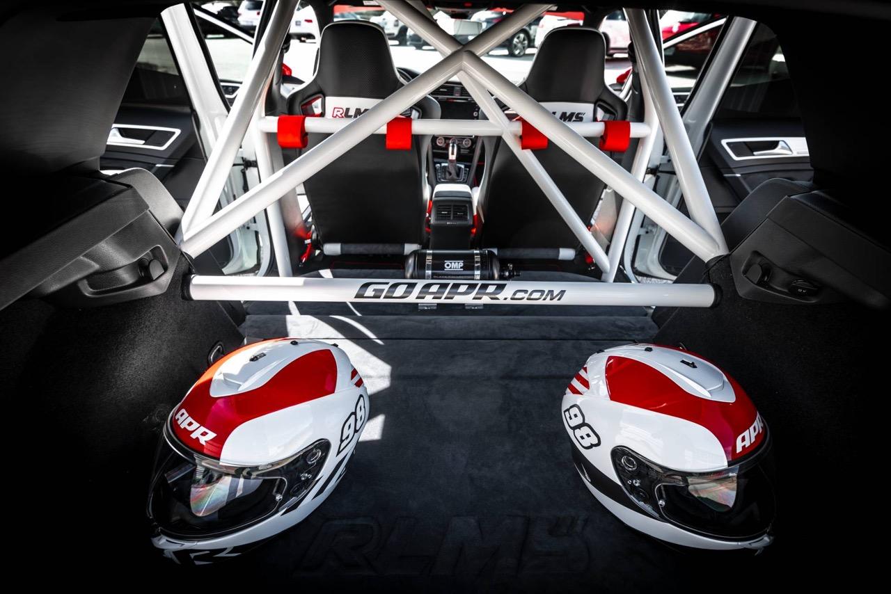 #SEMA : VW Golf R LMS... Signée APR ! 12