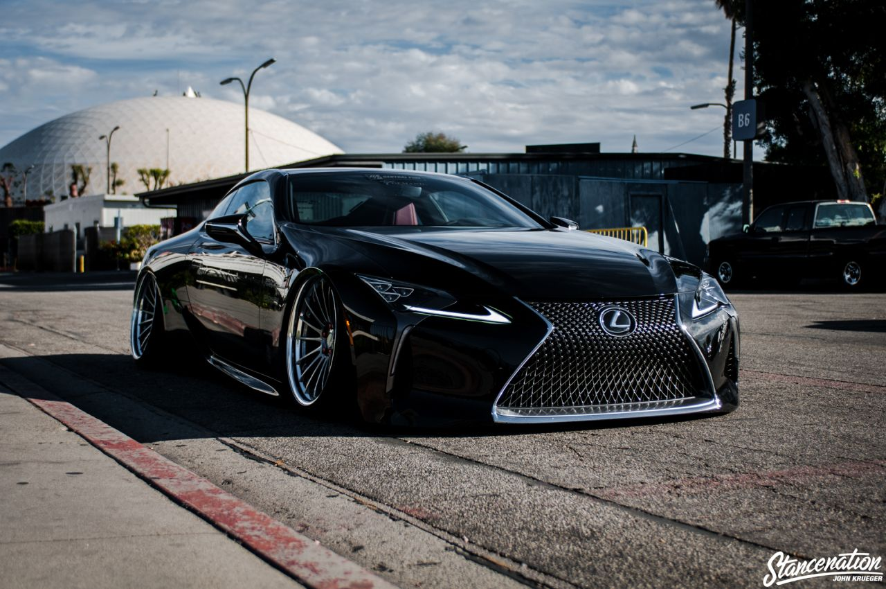 """The Street Fighters"" : Lexus LC500 & Infiniti G37 41"