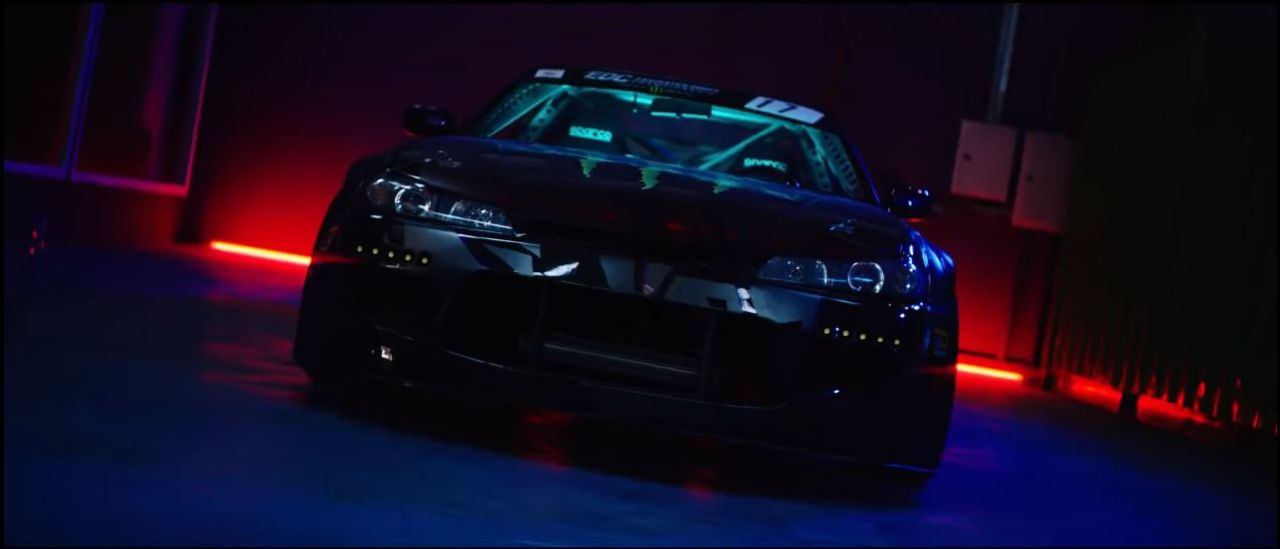 Trio de Nissan Silvia dans le désert - What else ? 1