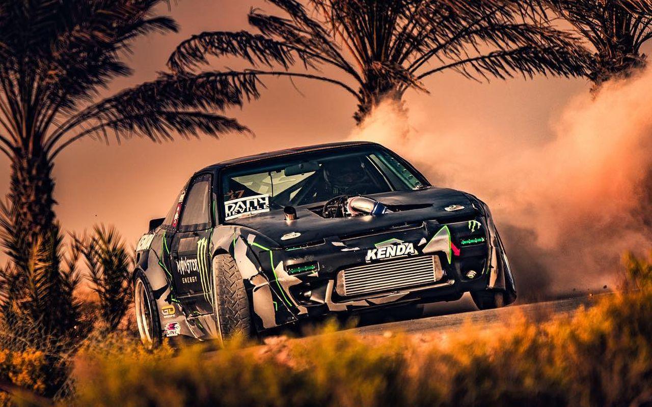 Trio de Nissan Silvia dans le désert - What else ? 3