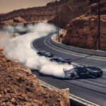Trio de Nissan Silvia dans le désert – What else ?