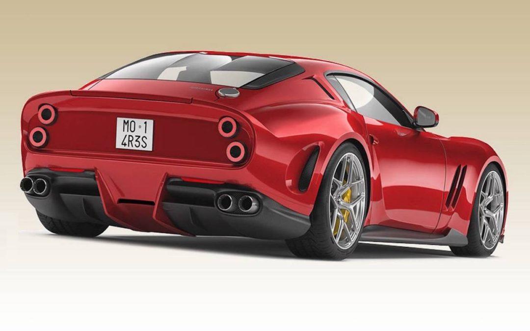 Ares Design : Legends Reborn – Au tour de la Ferrari 250 GTO !
