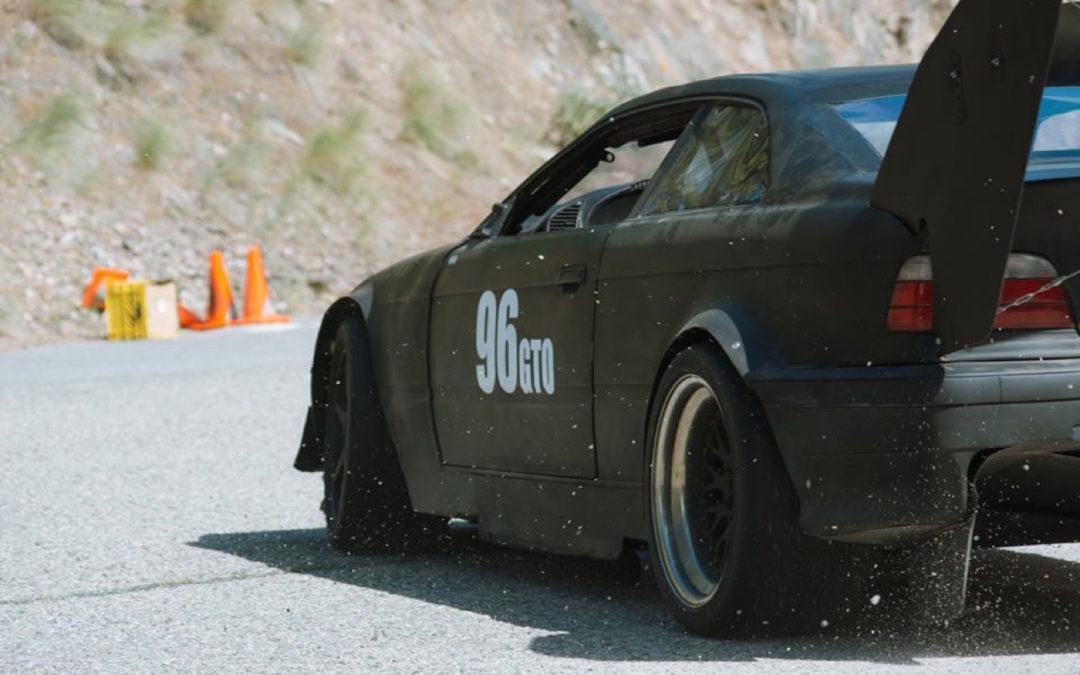Hillclimb Monster : BMW E36 Supercharged…