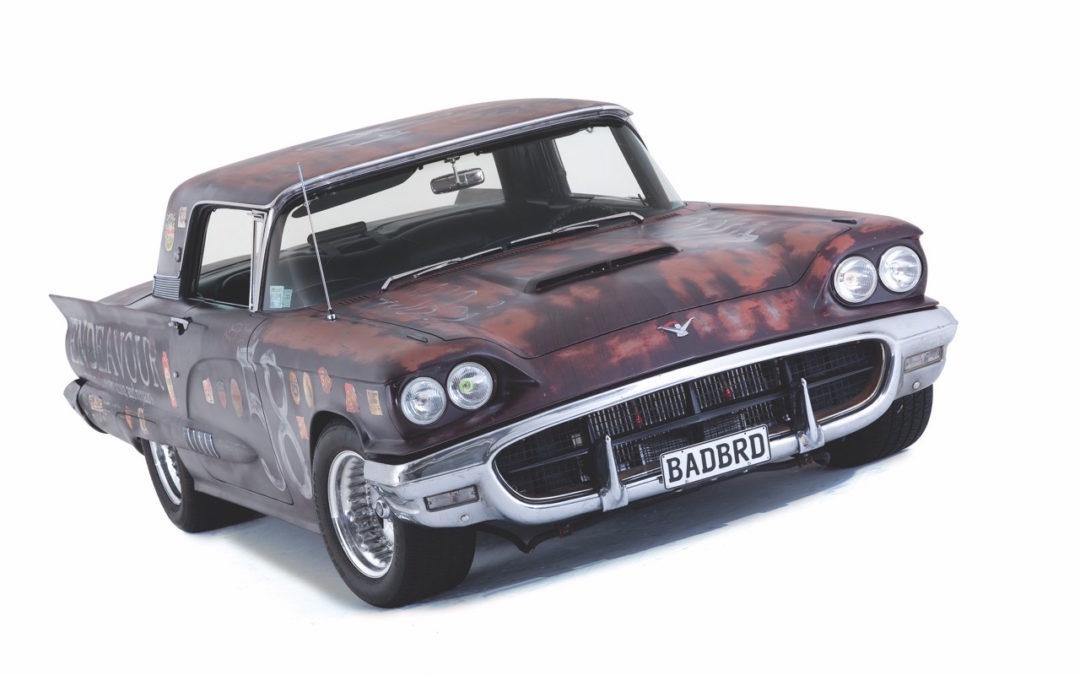 Rusty racer : Twinturbo Ford Thunderbird…