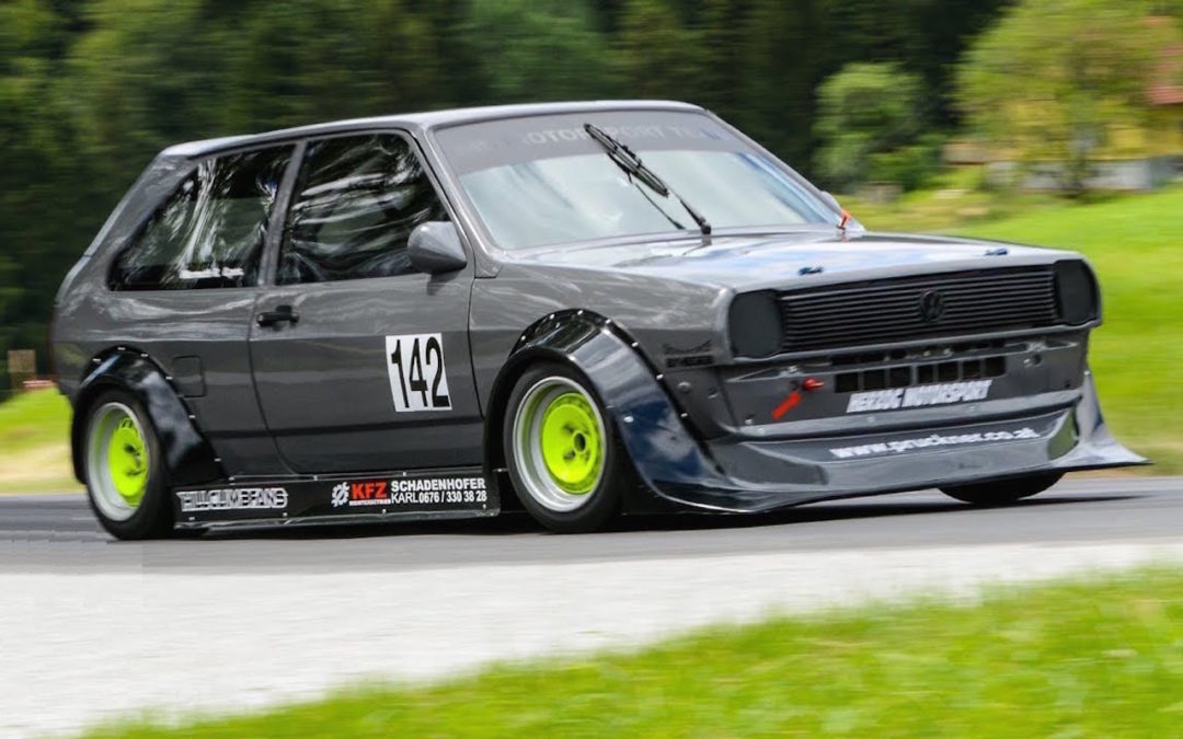 Hillclimb Monster : VW Polo 16v… Fourmi aux hormones !