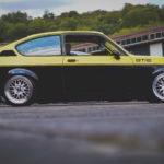 Manuel's Opel Kadett GTE... ADN sportif !