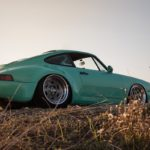 La Porsche 964 de Flow – Grenouille sur Air !