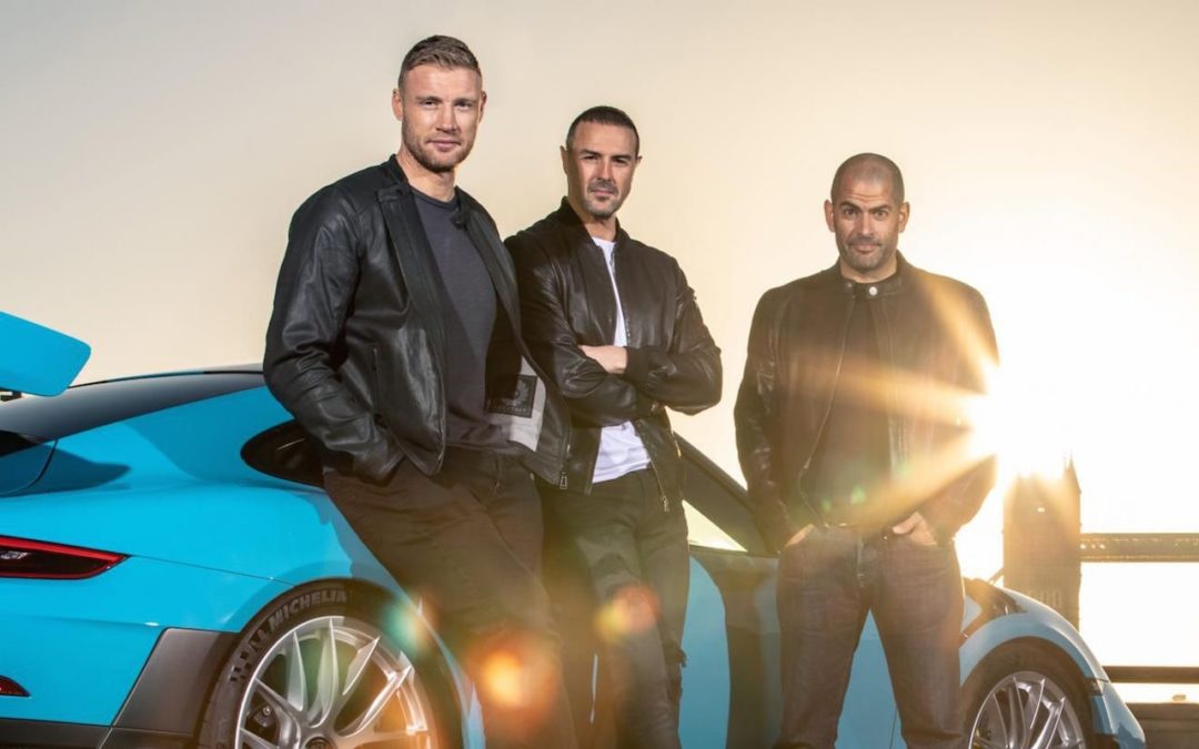 Top Gear UK… Un nouveau trio pour éviter le naufrage ?