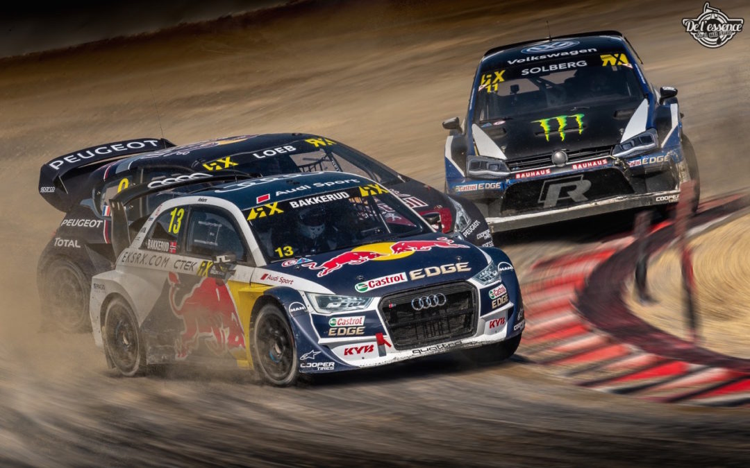 """World RX… """"Only for the show"""" !"""