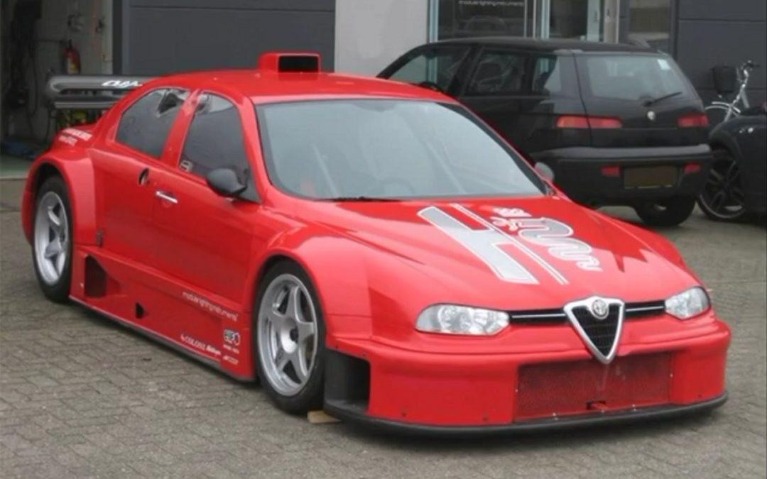 Alfa Romeo 156 Coloni S1 – Maxiturismo !