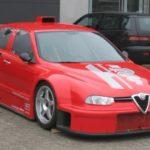 Alfa Romeo 156 Coloni S1 - Maxiturismo !