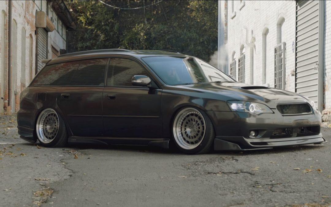 Bagged Subaru Legacy – Pendant ce temps la, devant mon PC #3