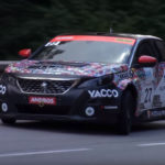 Hillclimb Monsters : Peugeot 3008... En V6 !