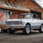 #SEMA : Ringbrothers '71 Chevy Blazer K3 - SUV en LS3 !