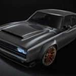#SEMA : Mopar 426 Hemi... The Hellephant de 1000 ch dans une Dodge Charger !