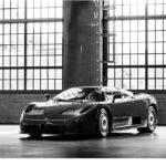 Bugatti EB110 : Supercar Made in Bugatti