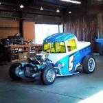 #Petrolhead : Johnny Jalopy Wood - Hot Rod & Custom Kulture ! 91