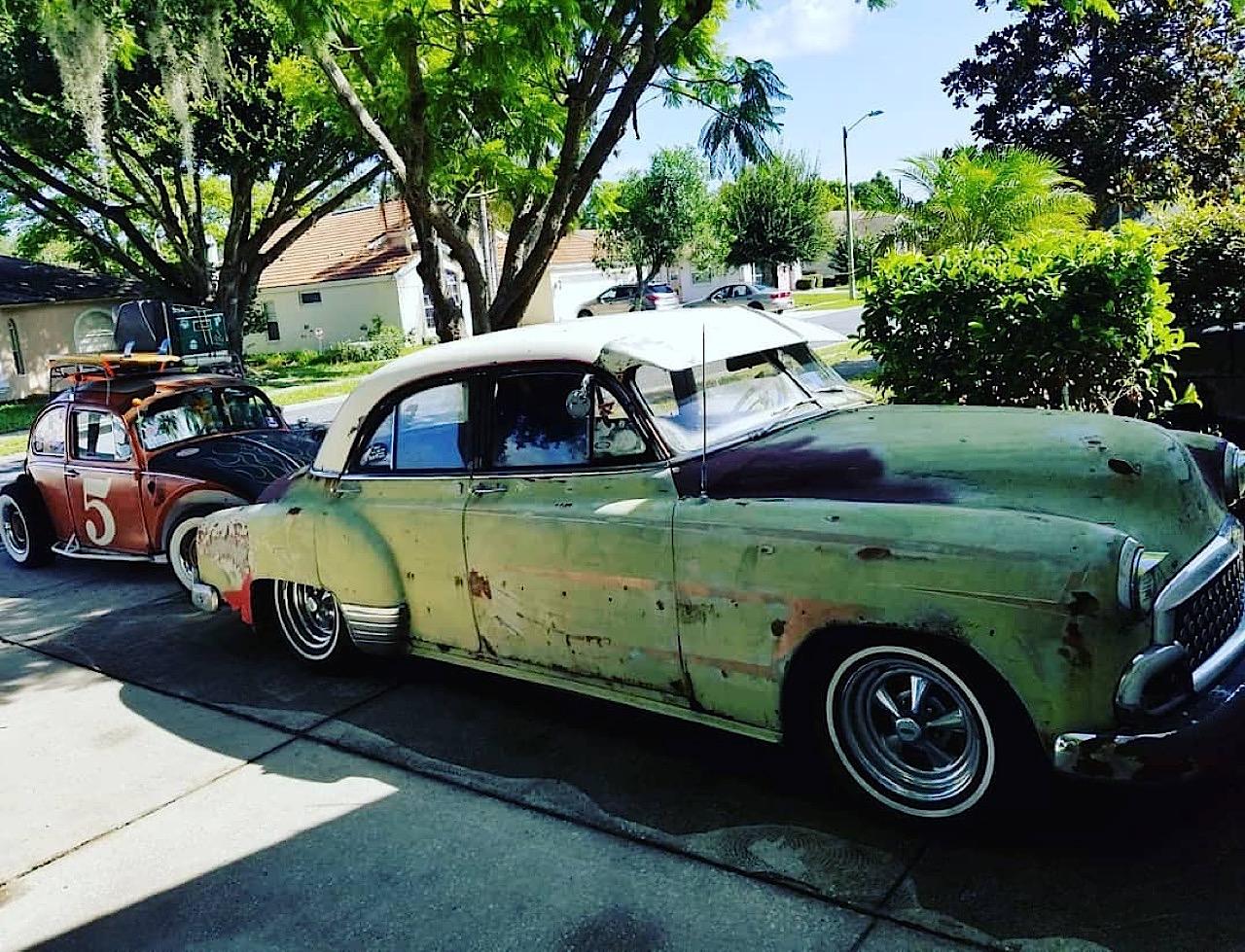 #Petrolhead : Johnny Jalopy Wood - Hot Rod & Custom Kulture ! 87