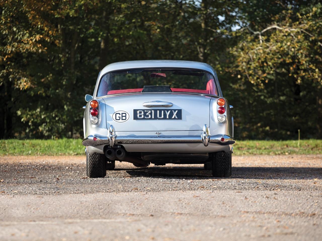'62 Aston Martin Lagonda Rapide... Salon anglais ! 3