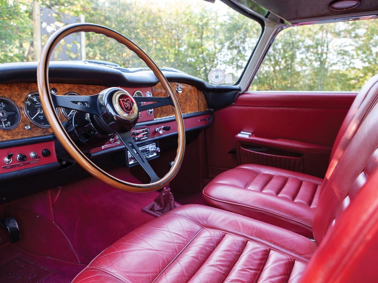 '62 Aston Martin Lagonda Rapide... Salon anglais ! 27