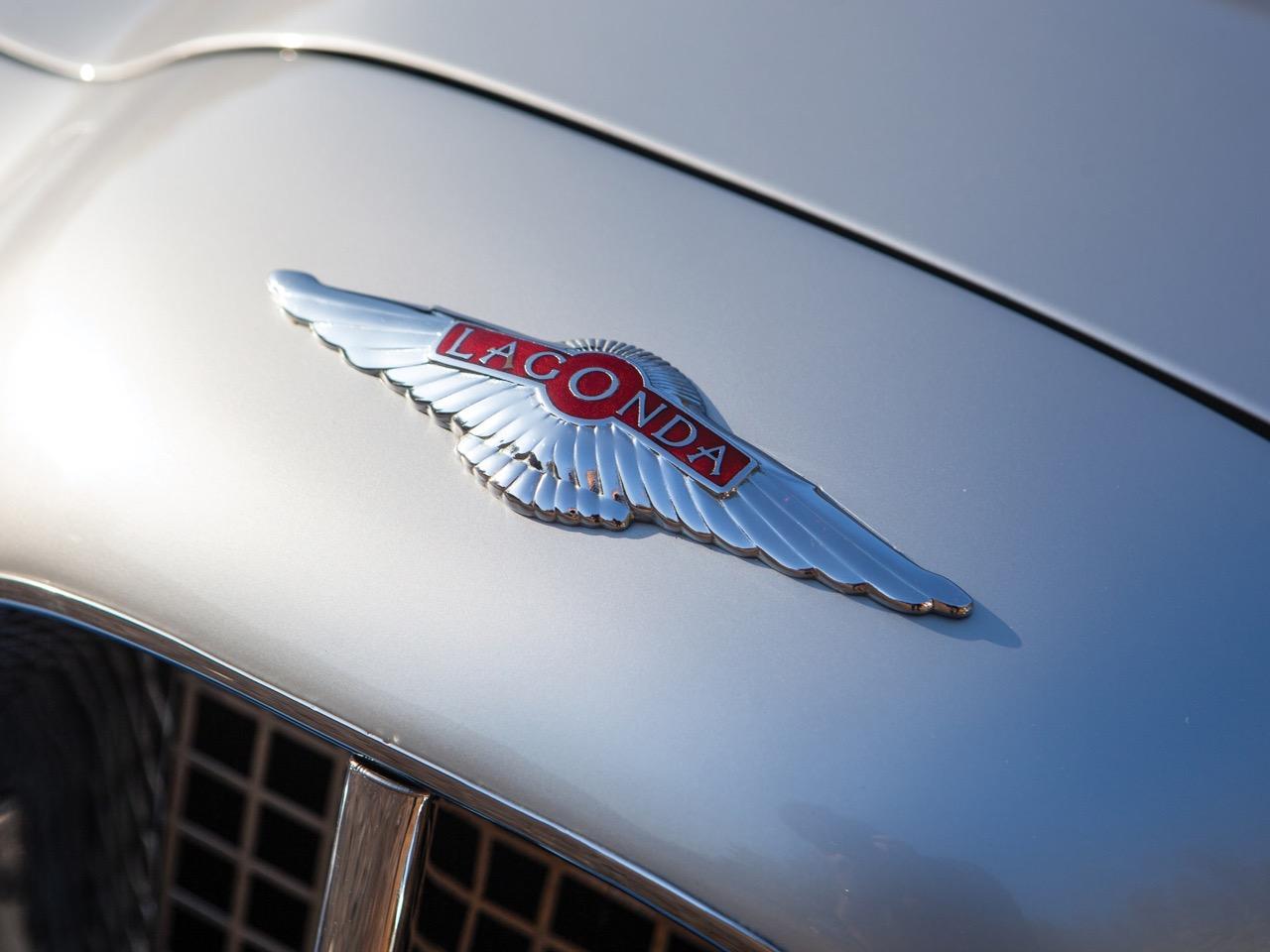 '62 Aston Martin Lagonda Rapide... Salon anglais ! 4