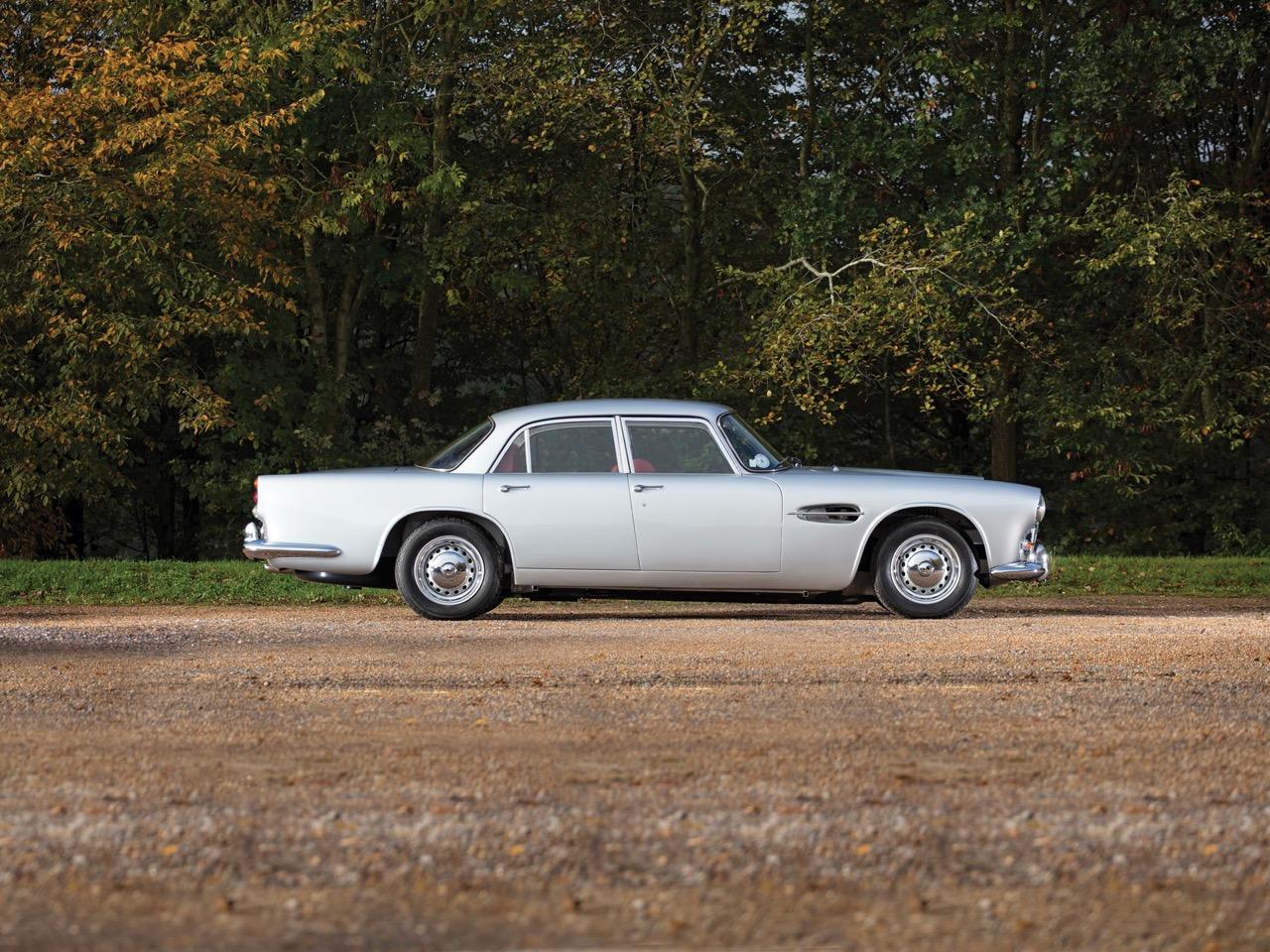 '62 Aston Martin Lagonda Rapide... Salon anglais ! 12