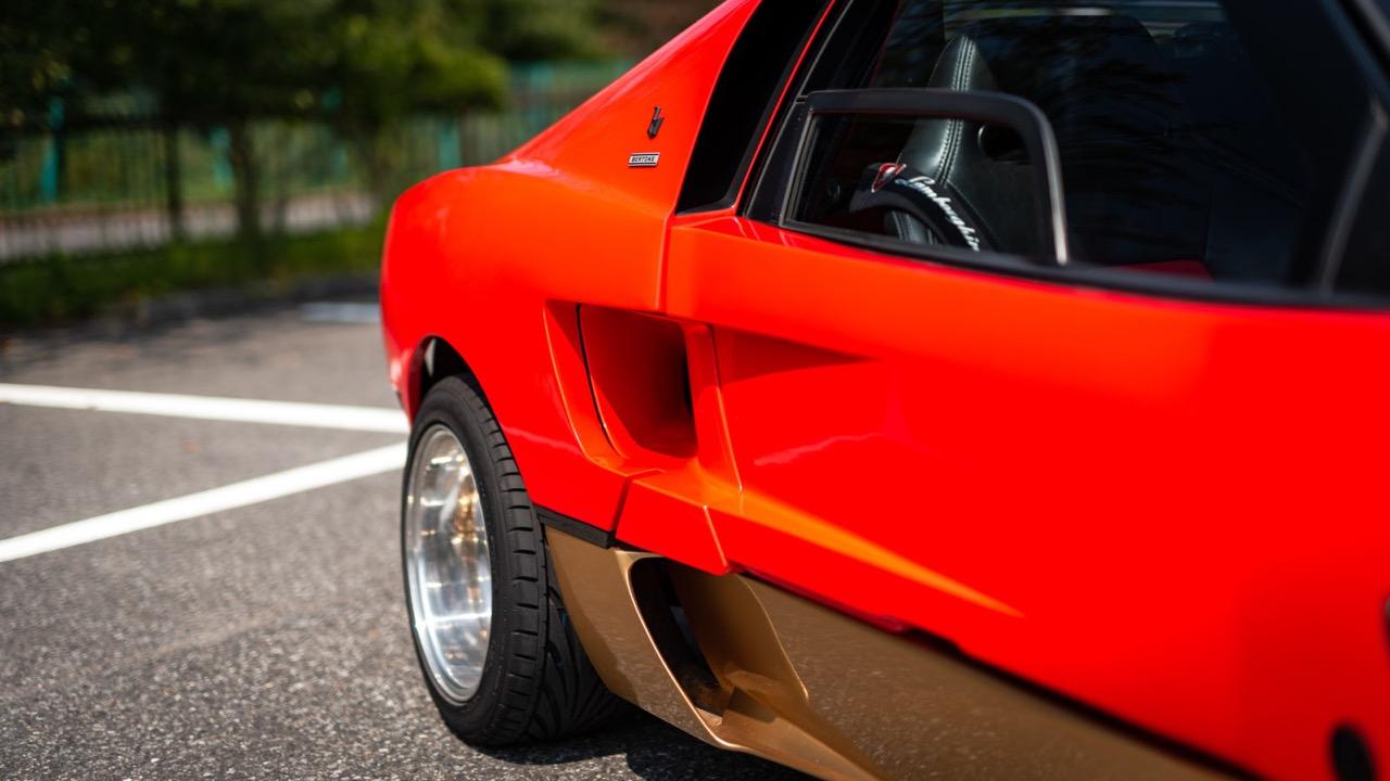 Autozam Miura... A moins que ce soit une Lamborghini AZ-1 ?! 76
