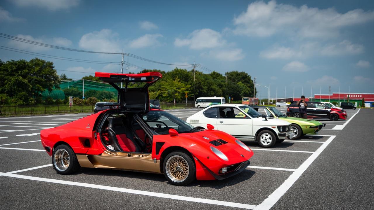 Autozam Miura... A moins que ce soit une Lamborghini AZ-1 ?! 75