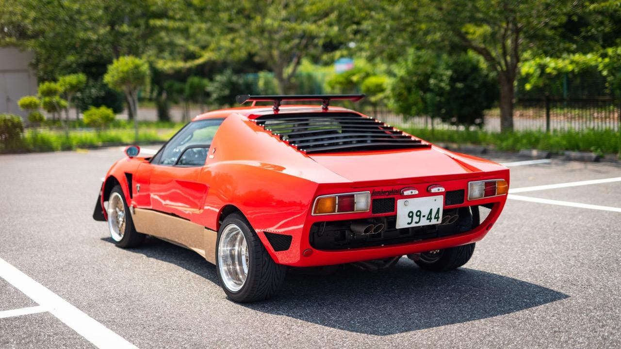 Autozam Miura... A moins que ce soit une Lamborghini AZ-1 ?! 74