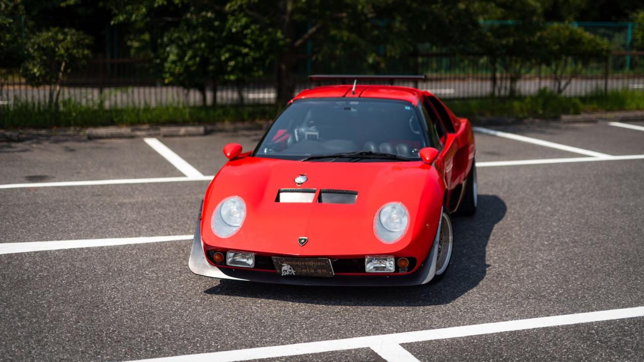 Autozam Miura... A moins que ce soit une Lamborghini AZ-1 ?! 72
