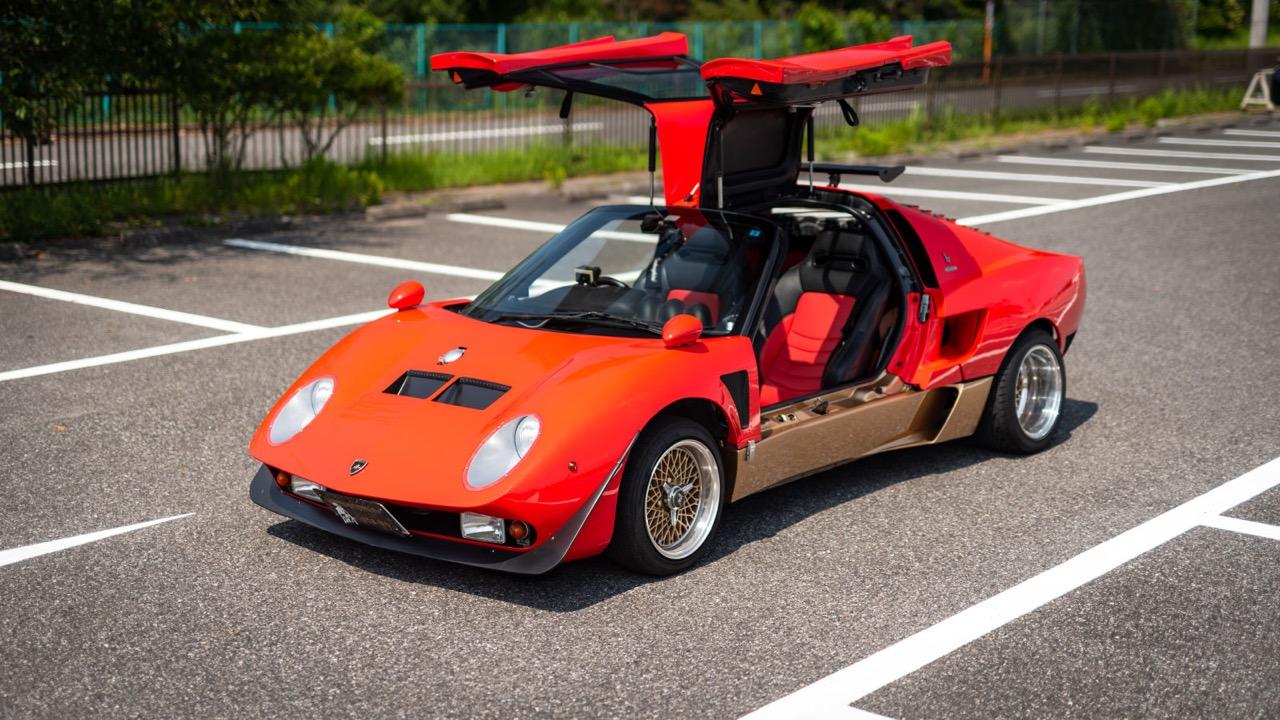 Autozam Miura... A moins que ce soit une Lamborghini AZ-1 ?! 66