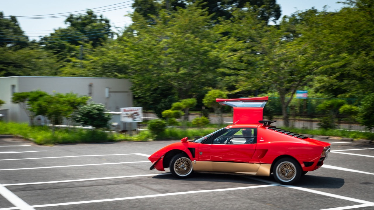 Autozam Miura... A moins que ce soit une Lamborghini AZ-1 ?! 63