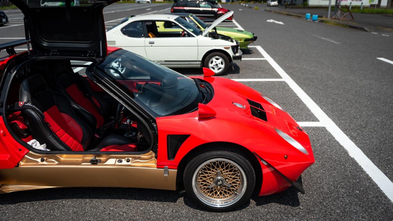 Autozam Miura... A moins que ce soit une Lamborghini AZ-1 ?! 78